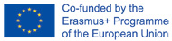 Co-funded by the Erasmus+