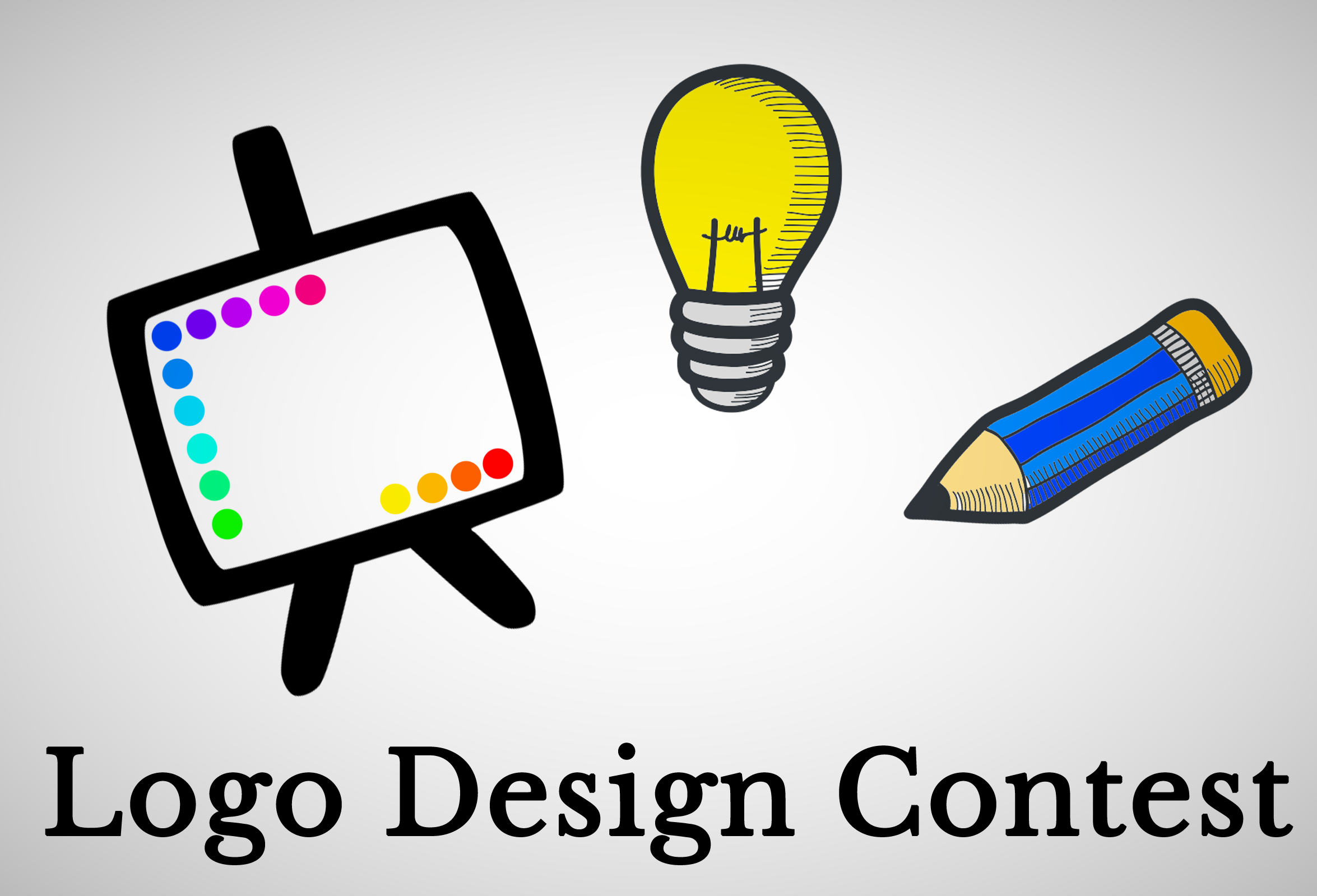 logo design contest illustration