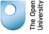 The Open University UK logo