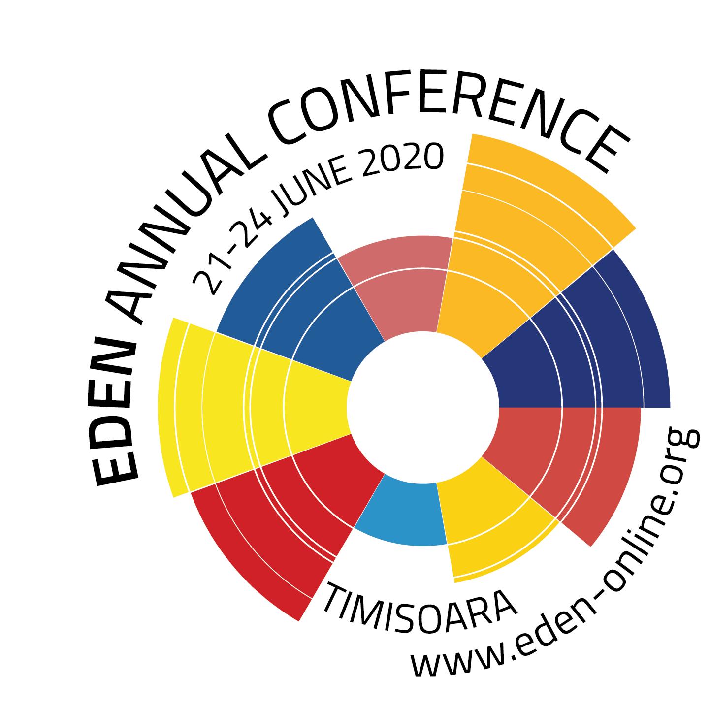 Eden 2020 conference logo