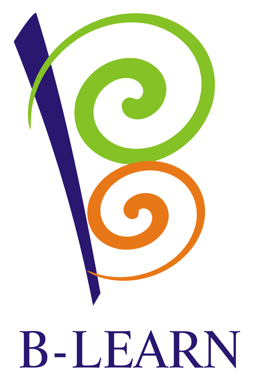 B-Learn logo