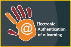Electronic Authentication of E-Learning project logo