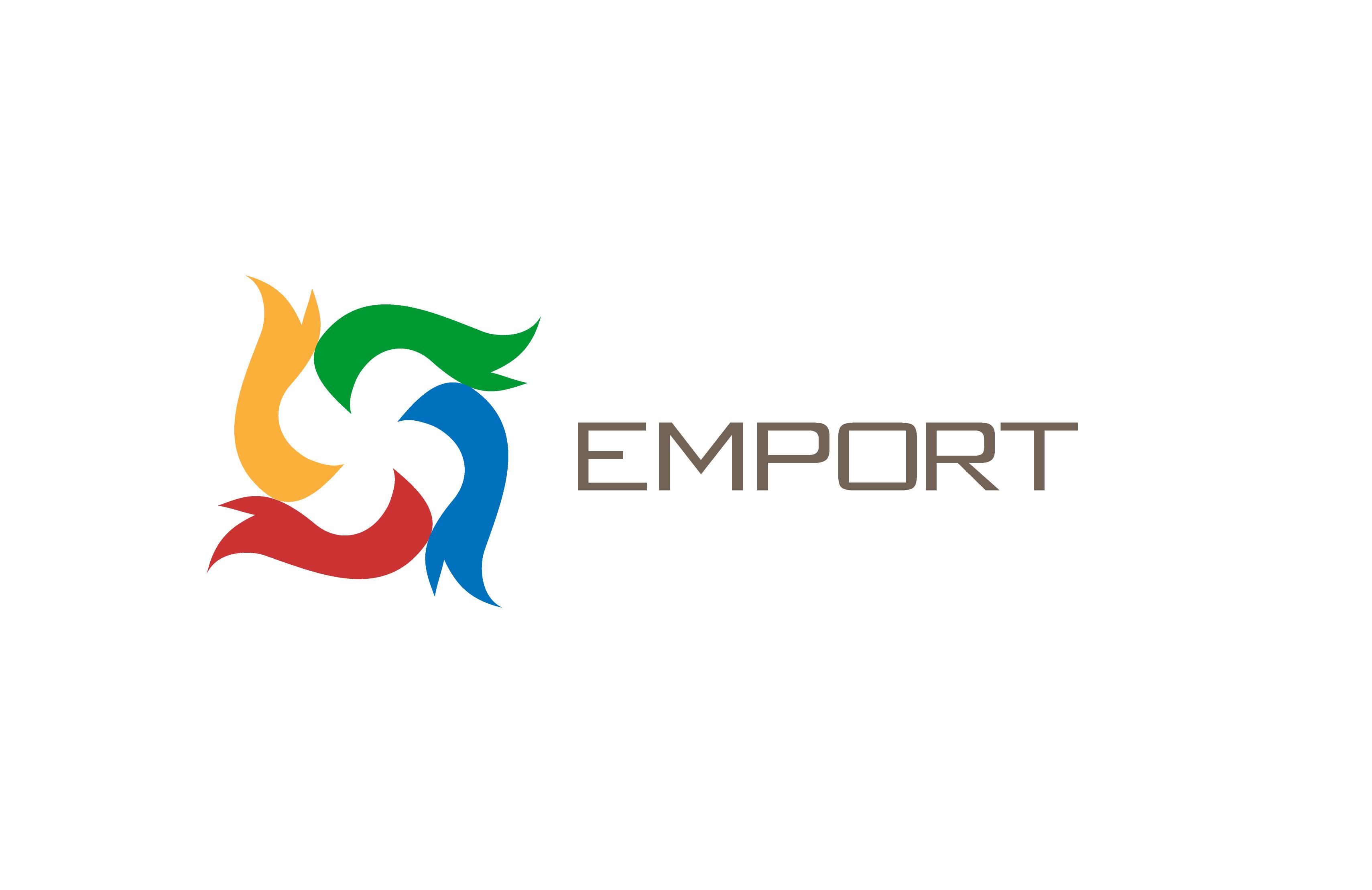 Emport project logo